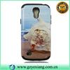 For Samsung Galaxy S4 Mini I9109 Case, PC Silicone Case For S4 Mini