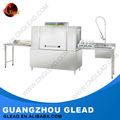أحدث الفولاذ المقاوم للصدأ التجاري آلة غسل الصحون متحرك