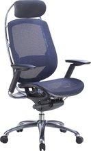 new design high end modern high back ergonomic office mesh chair