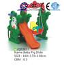 2014 NEW product Kids cheap plastic indoor slide