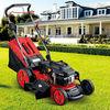 "20"" 4-in-1 CE petro lawn mower / mini lawn mower/turf area grass mower KCL20SDP 196CC"