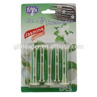 Promotional Plastic Vent Stick Air Freshener For Car