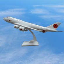 B747 Boeing Scale Plane Model, ISO9001, OEM, Business Gift, Decoration
