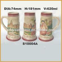 ceramic beer steins beer mug for drinkware