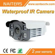 NEW ARRIVAL !!! CCTV Camera Outdoor Waterproof 4pcs IR Array LEDs SONY 1200TVL HD Home Camera Bullet Style NIGHT VISION