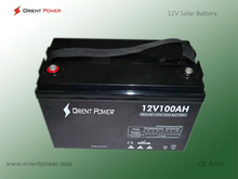 Solar Dry Cell Battery 12V150AH Solar Deep Cycle Battery With Cheap Price