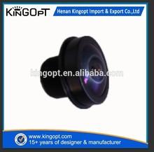 Megapixel 360 degree M12 fisheye lens for cctv camera