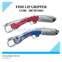 Wholesale Rope Tied Aluminum Alloy Grasper Fish Catcher