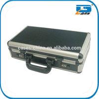 aluminium gun case with combination lock