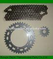 Dajin 1023 motorrad Teil/motorradteile kettenrad/Motorrad ersatzteile für honda