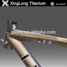 high quality and best price Titanium bike frame