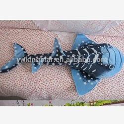 2015 Hot sale plush fish toy