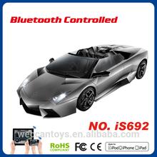 Apps control via Bluetooth Lamborghini Reventon rc car
