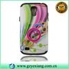 Dream Mesh Smart Cover Case For Samsung S4 Mini I9190/I9192/I9195/I9198