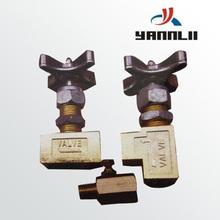 Pressure gauge switches