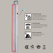 high brightness 220V 90leds rechargeable emergency light