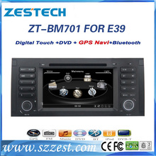 ZESTECH car dvd wholesales 2 din car stereo for BMW 5 Series E39 E53 X5 M5 with 3g wifi car stereo dvd player