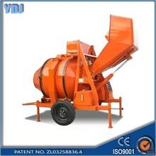 concrete machine !JZR350 Diesel Concrete Mixer