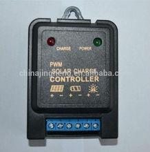 JN Small Street light Solar Controller 6V/12V 1A 2A 3A