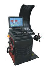 C311G wheel balancing machine price for car and truck lead wheel balancing weight