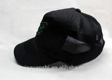 China manufacturer sandwich brim visor trucker mesh sports caps