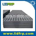 Frp pultruded rejilla para protección de las plantas / FRP rejilla 50 mm * 50 mm * 25 mm