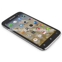5.5 inch Original Lenovo A850 Cell phone 1GB 4GB Quad core MTK6582M WCDMA 3G GPS Android4.2 white black
