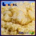 tratamiento de agua catiónico de intercambio de iones de polímero de resina de msds