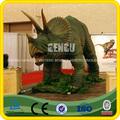 tamaño de la vida dinosaurio de juguete con el sonido realista modelo de dinosaurio