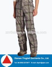fashion models mens crane sports ski pants from Yingjieli
