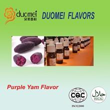 DM-22119 Pure True Natural Aroma Purple Yam Flavor,herbal hookah flavours