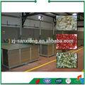 industrial de china de verduras deshidratadas de secado de la m&