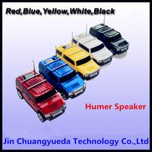 bluetooth speaker car portable wireless car subwoofer / car active mini subwoofer
