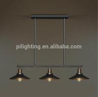 loft vintage pendant light industrial retractable ceiling light fixtures