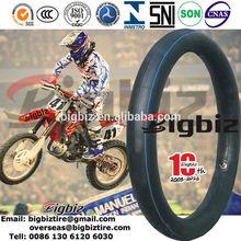 Motociclo tubo interno butile, tubo interno in gomma per pneumatici da moto