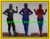 Breathable hot sale spiderman morph suits black spiderman costume adult spiderman costume