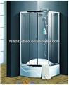 Simples casa de banho com banheira s-006