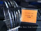 LISTER HR 108MM piston ring / auto parts / engoem manufacturer