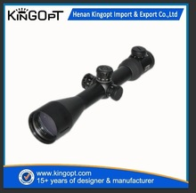 high end 3-15x50 optical tactical infrared rifle scope for hunting and shooting