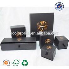 New design luxury jewelry paper box