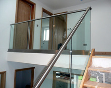 Stainless Steel Glass Railing Designs