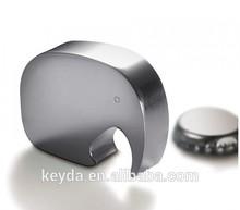 elephant shape zinc die casting - bottle opener die-casting bottle opener