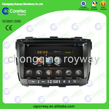 Low price renault fluence car dvd player with gps navigation with South Asia c-maps