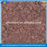 african red slab granite