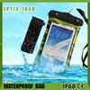 waterproof waist bag, waterproof dry floating phone bag, waterproof outdoor beach bean bag