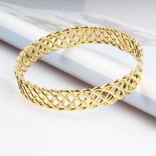 2014 hot sale fashion jewelry accessory tennis gold fashion bracelets