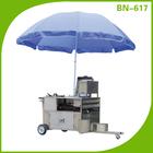 2014 hot selling commercial hot dog cart for sale/hot dog food cart