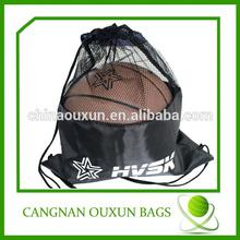 Most fashion drawstring basketball bag