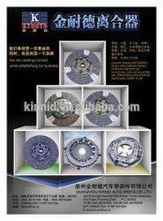 High Quality Heavy Duty Clutch Disc Clutch Plate 13Inch-17Inch