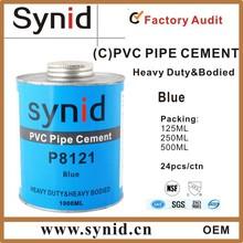 High pressure pvc cement , pvc pipe glue
